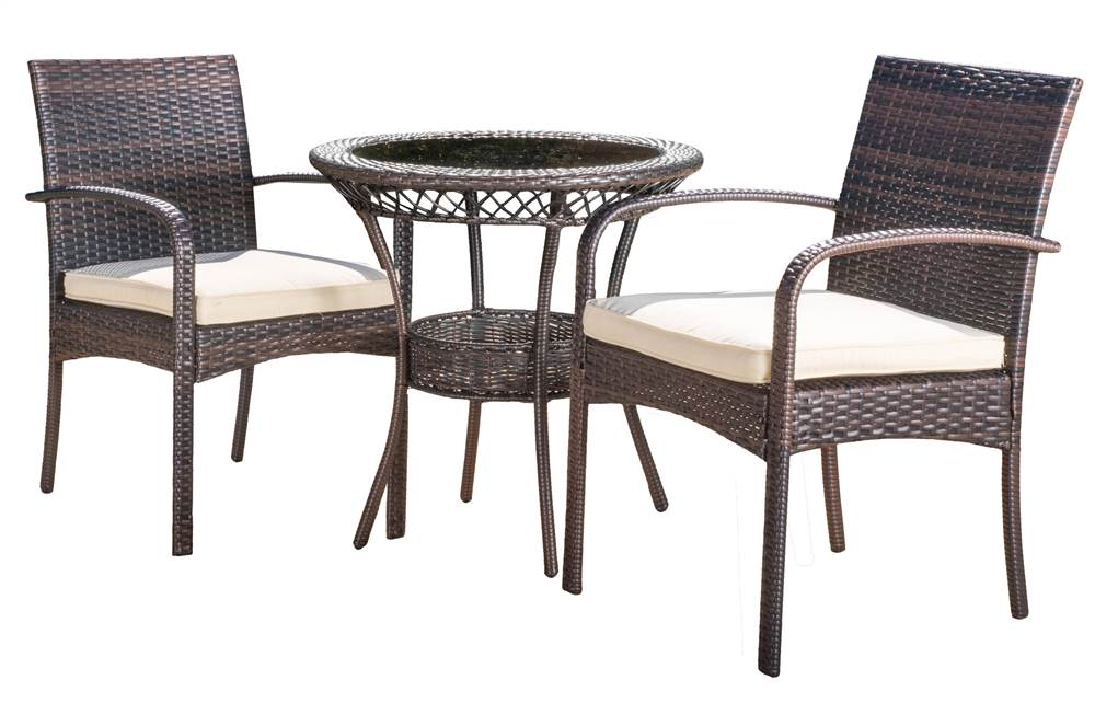 Bistro Table And Chairs Outdoor outdoor bistro sets - walmart