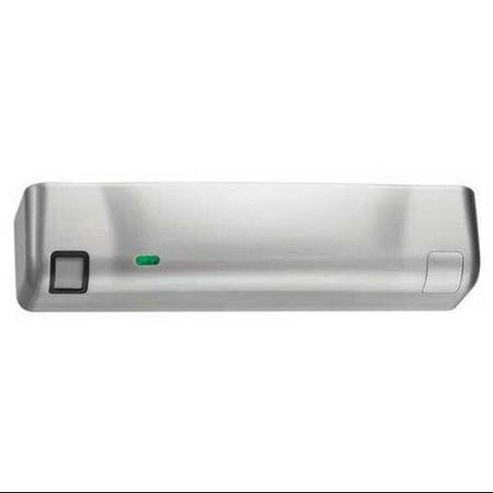 - SECURITRON M380BDX Electromagnetic Lock, 600 lb., Exit Sensor