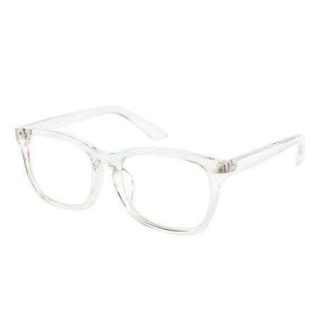 283f9d528f Cyxus Digital Computer glasses for Blocking Blue Light Anti Eyestrain Clear  lens Transparent Frame