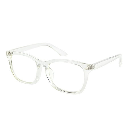 a18cea4a6f Cyxus Digital Computer glasses for Blocking Blue Light Anti Eyestrain Clear  lens Transparent Frame