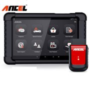 Ancel X6 OBD2 Scanner Bluetooth All System Diagnoses Injector Coding ABS Bleeding Oil TPMS EPB BMS Reset DPF Regeneration Immo Service Check Engine OBDII Automotive Diagnostic Scan Tool Code Reader