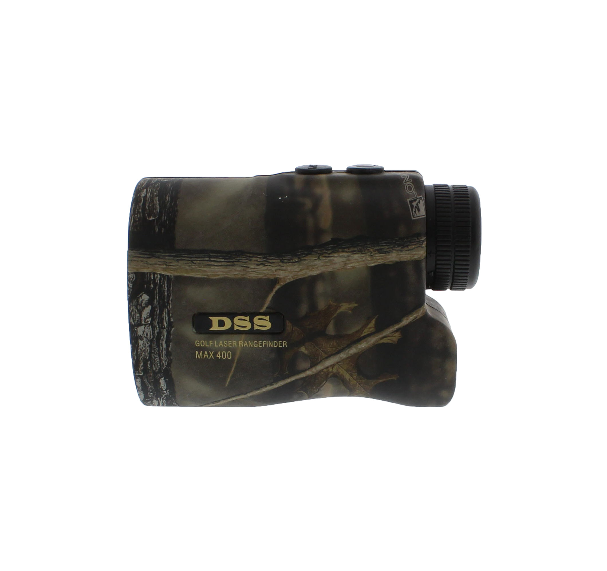 DSS 9265 Golf and Hunting Laser Rangefinder up to 450 Yards, in Woodland Camo by Auto Body Now