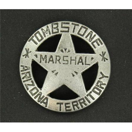 M&F Western 28222 Tombstone Arizona Toy Badge