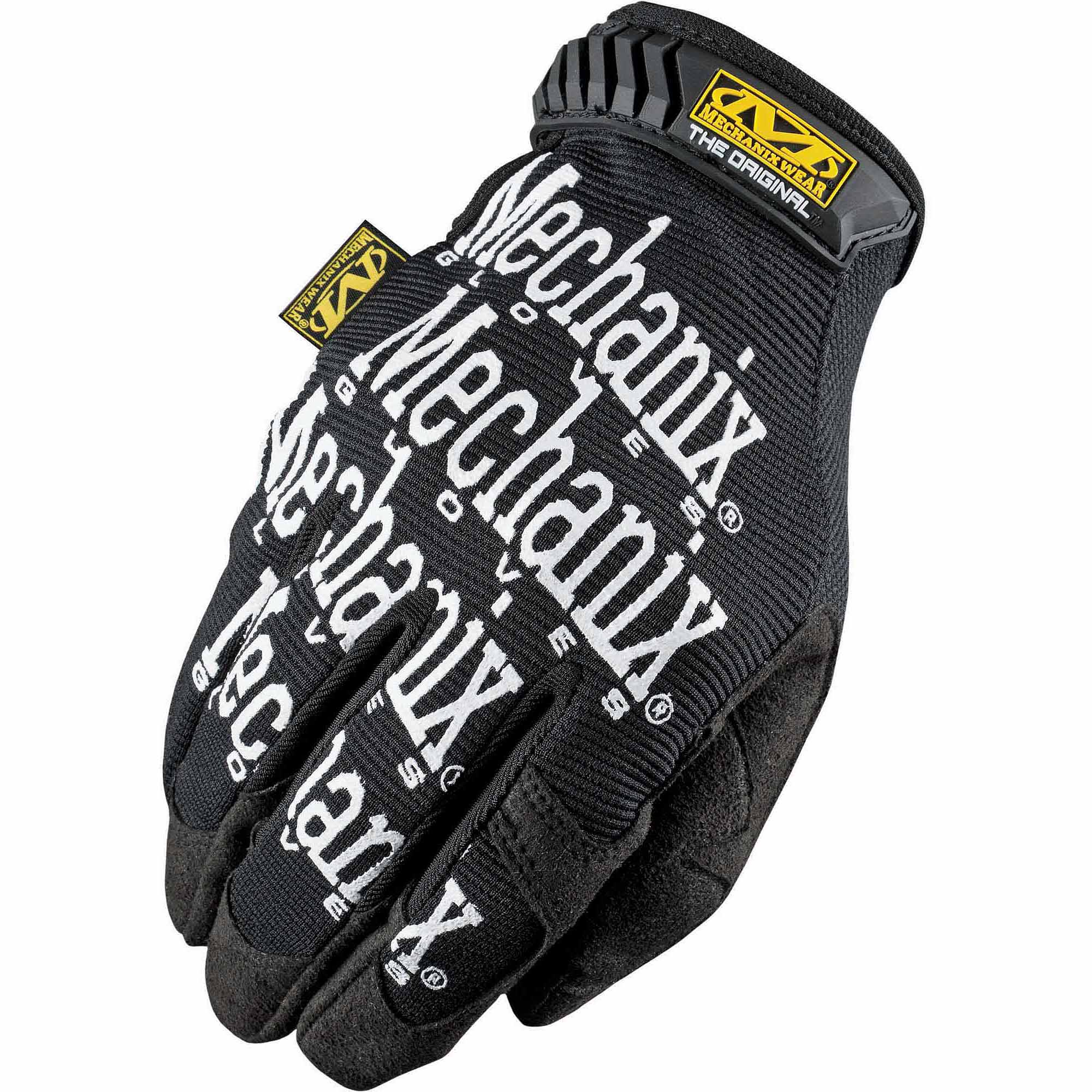 Mechanix Wear Original Glove, Black