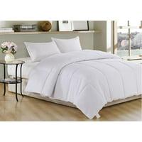 Polyester Medium Warmth Down Alternative Comforter Duvet Insert - King/Cal King