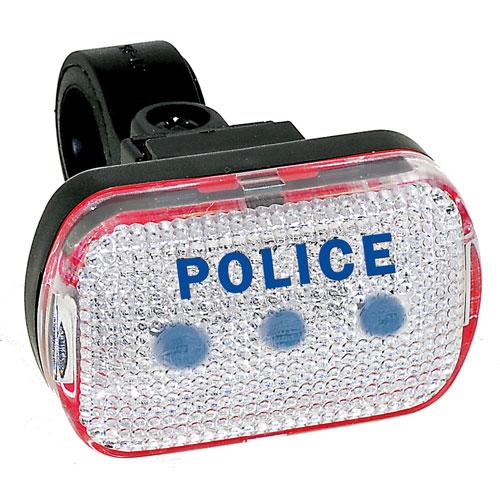 M-Wave Blue LED Taillight