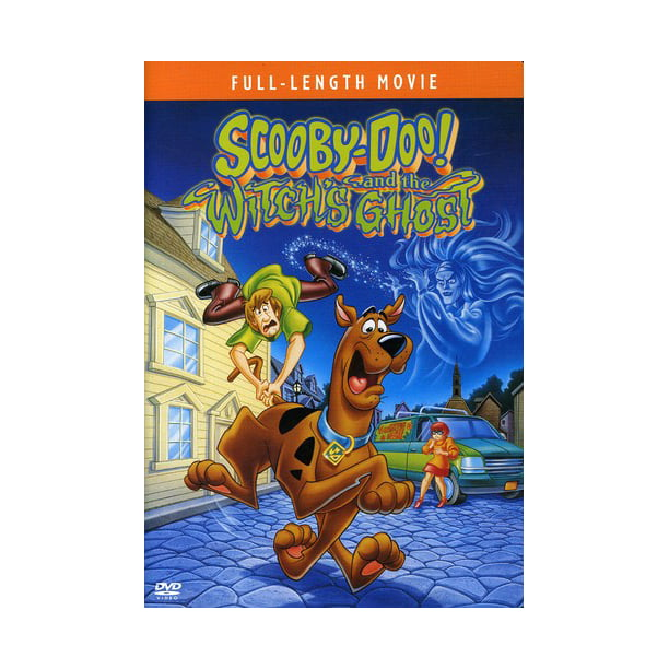 Scooby Doo And The Witch S Ghost Dvd Walmart Com Walmart Com