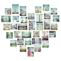Love 2 Travel Wall Art Kit