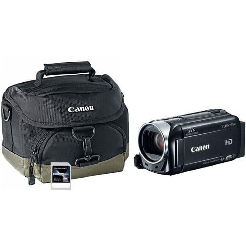 Canon 8153b001-3a-kit Includes Vixia Hf