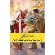 Love Inspired October 2014 - Box Set 2 of 2 - eBook