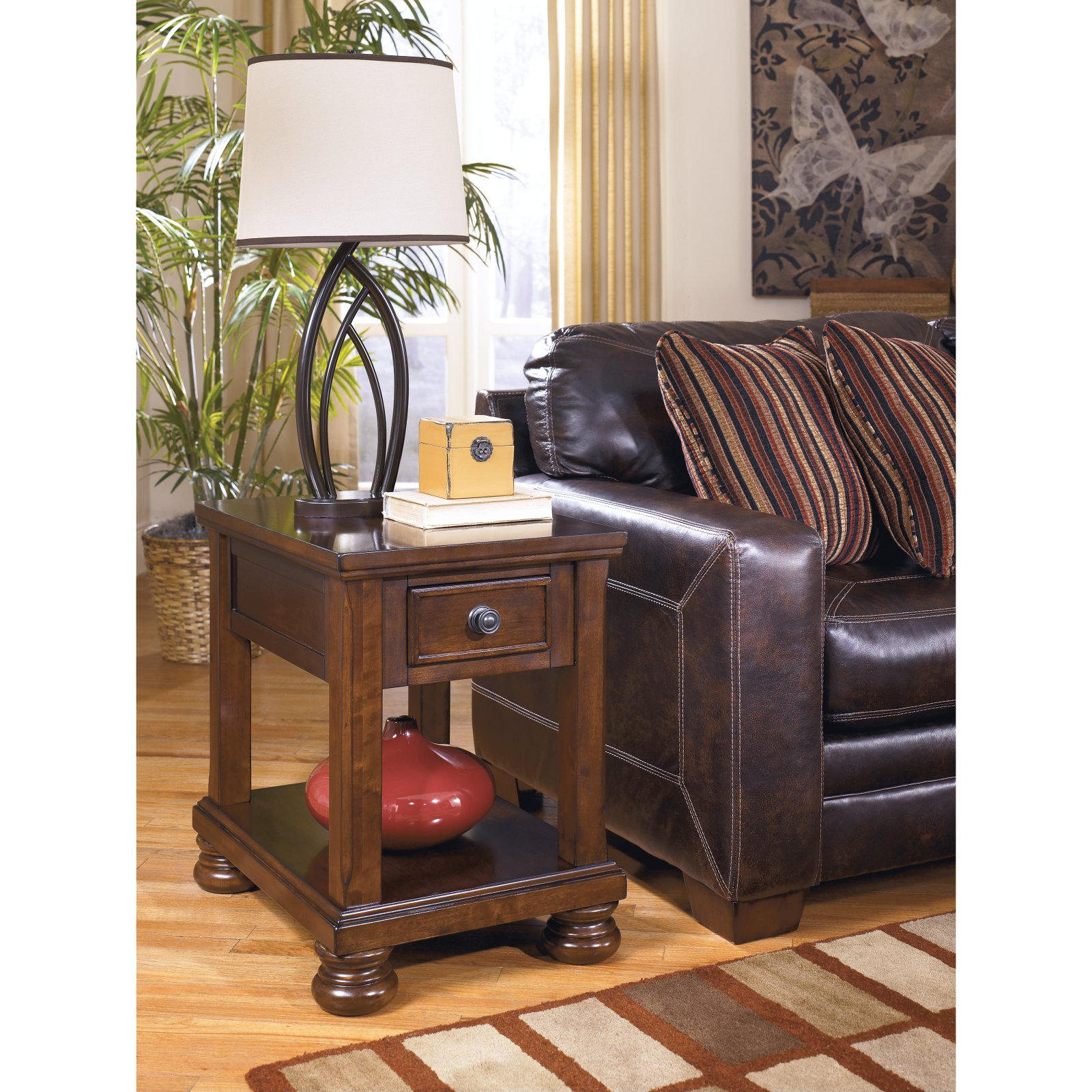 Signature Design by Ashley Porter Chair Side End Table Walmartcom