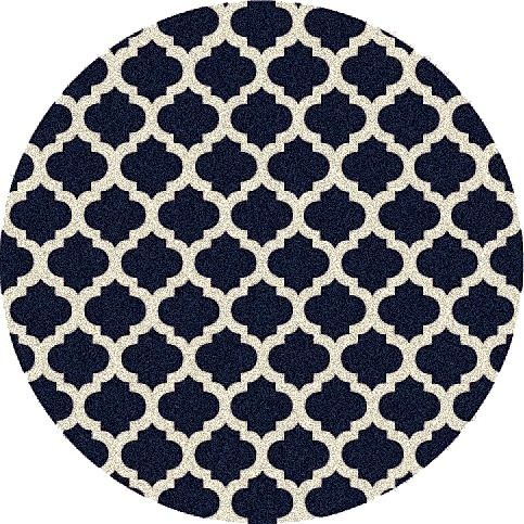 Contemporary Cosmopolitan Collection Area Rug in Multiple Color and Oval, Rectangle, Round, Runner Shape