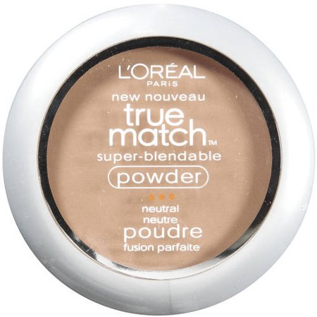 Loreal Paris True Match Super Blendable Pressed Powder W2