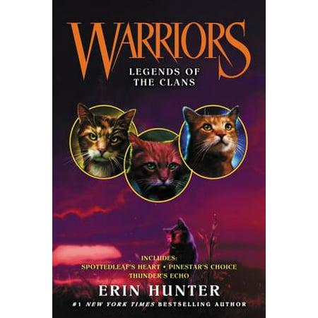 Warriors: Legends of the Clans - Warrior Cats Halloween