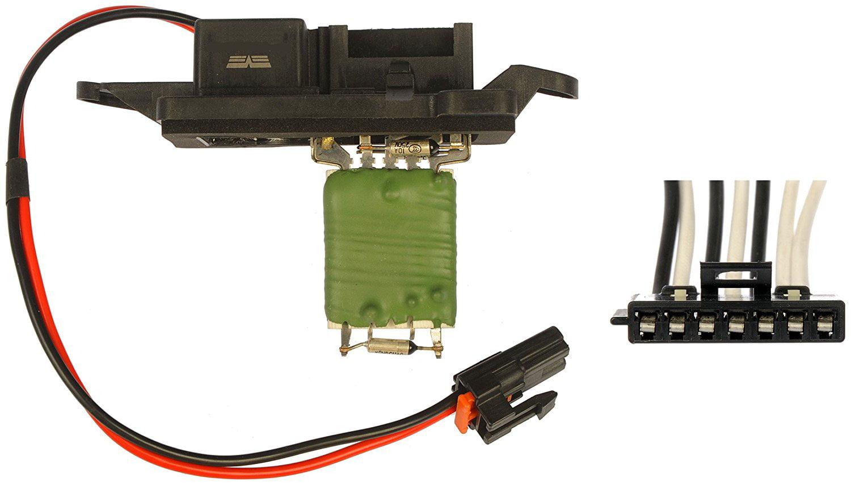 973-410 blower motor resistor kit, blower motor speed resistor and harness  pigtail by dorman - walmart com