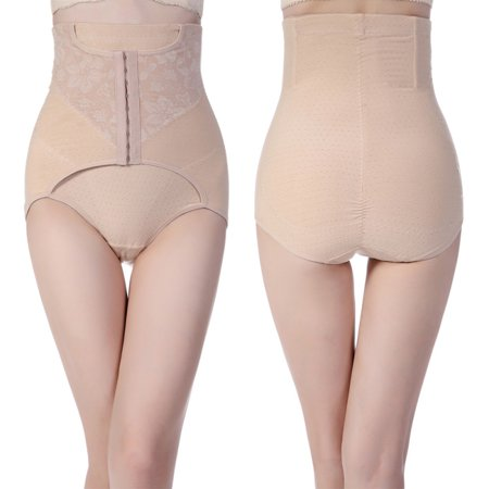 Body Shaping Girdle - Fysho Women Panty Girdle High Waist Underwear Corset Pants Control Panties Body Shape Abdomen Briefs Slimming Shapewear