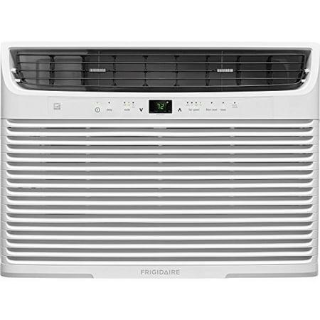 Frigidaire 15,000 BTU 115V Window-Mounted Median Air Conditioner with Temperature Sensing Remote (Best 15000 Btu Window Air Conditioner)