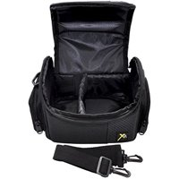 Deluxe Compact Camera Carrying Case Bag For Kodak Pixpro S-1 S1
