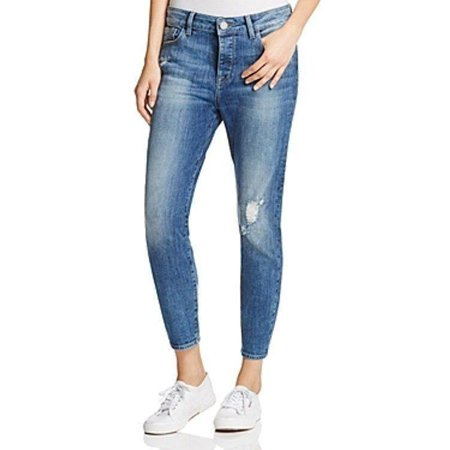 Jessica Alba Halloween (Dl 1961 Jessica Alba No. 6 Ripped Slouchy Skinny Scratched Wash Jeans Size)