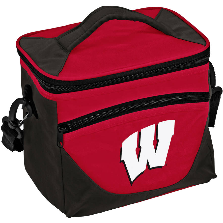 Logo NCAA Wisconsin Halftime Lunch Cooler