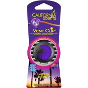 California Scents Vent Clip Verri Berry Car Air Freshener