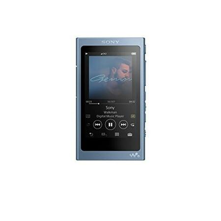 Sony Walkman NW-A45 - Digital player - 16 GB - moonlight blue ()