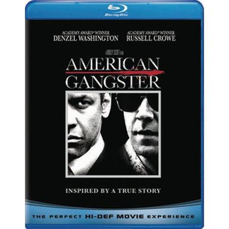 American Gangster (Blu-ray) (60s Gangster)