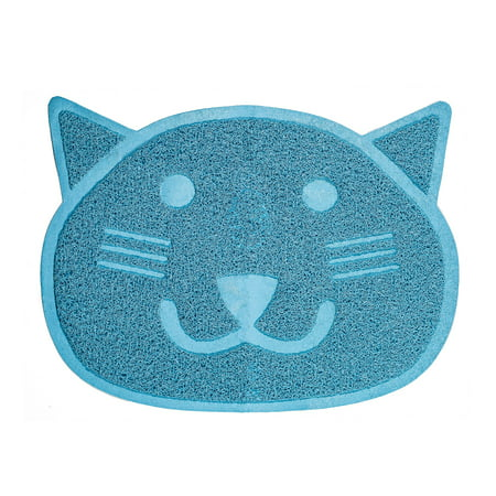Fresh Step, Cat Litter Mat, Blue