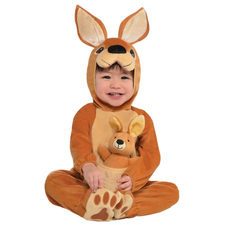 Jumpin' Joey Infant Costume (6-12)](Halloween Joey Bag)