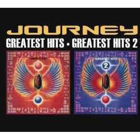 (Journey - Greatest Hits Vol. 1 & 2 (2 CD))