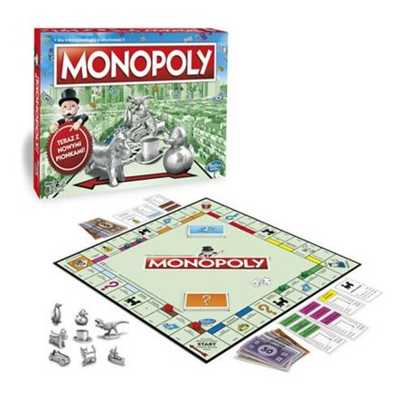 Monopoly Classic Game - Monopoly Classic
