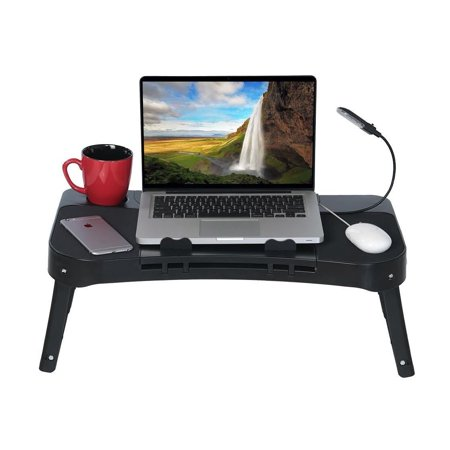 DG Sports -BLK 03 Laptop Table Stand with 2 Sided Design (Laptops Table Stand)