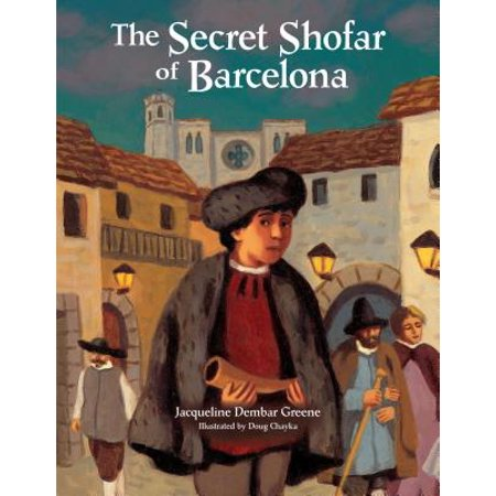 The Secret Shofar of Barcelona (Jerusalem Shofar)