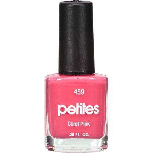 Scherer, Inc.: Petites Coral Pink 459 Nail Polish, .25 Oz
