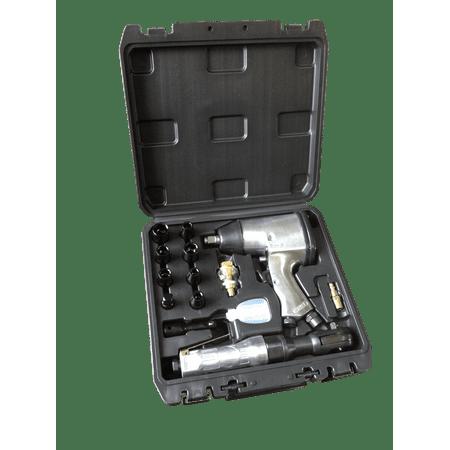 16 Piece Air Tool Kit