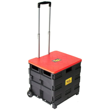 dbest Original Quik Cart with Red Lid - Multiple