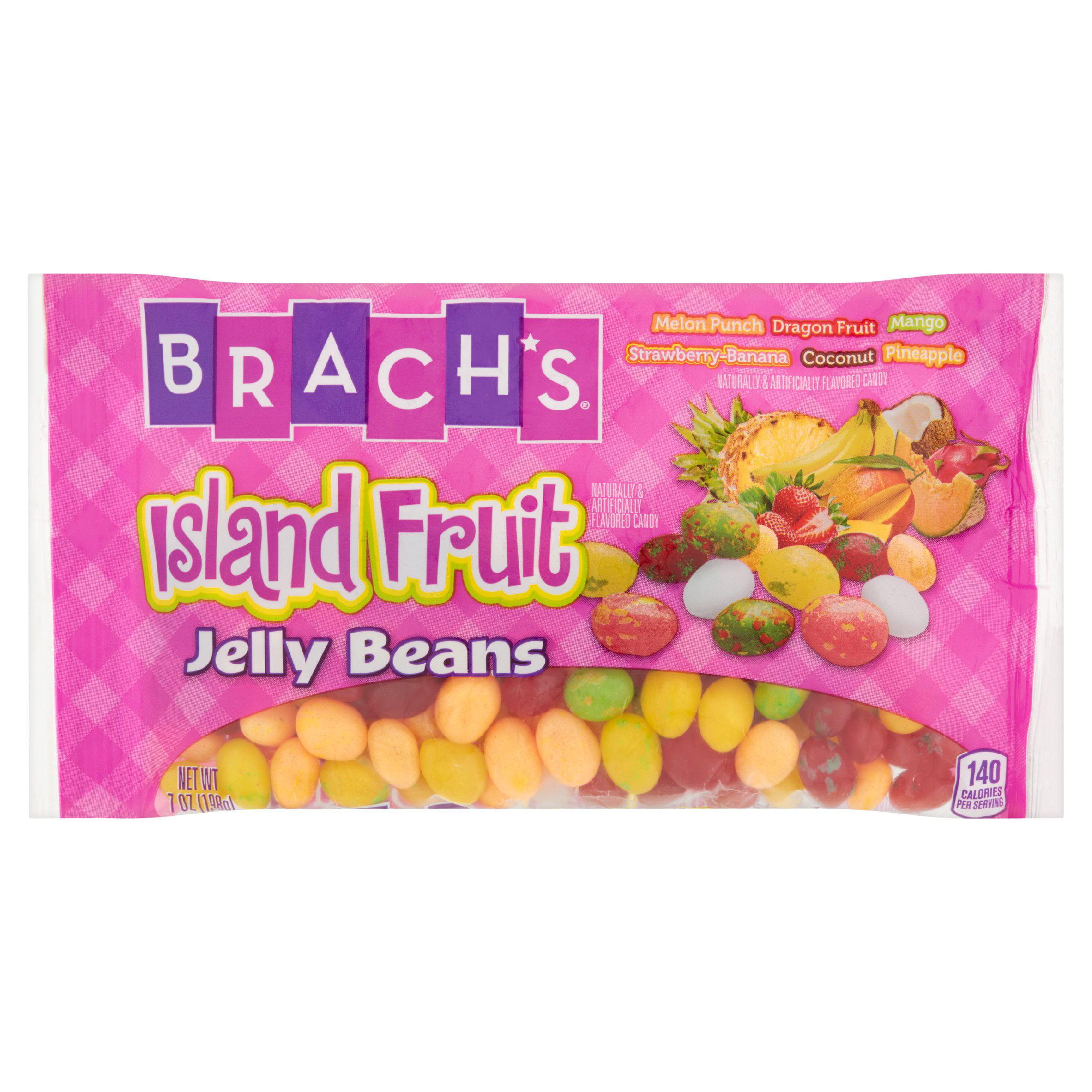 Brach\'s Island Fruit Jelly Beans, 7 oz - Walmart.com