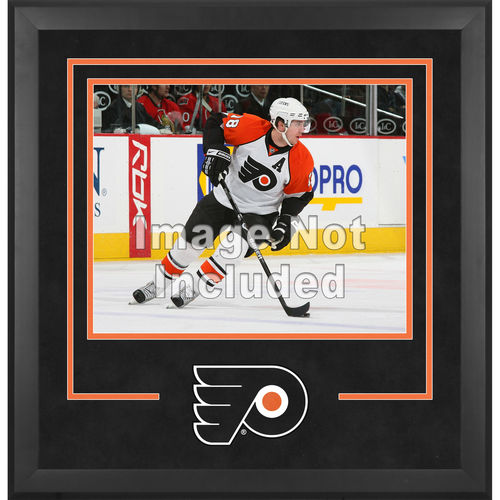 NHL - Philadelphia Flyers Deluxe 16x20 Horizontal Photograph Frame