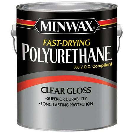 Minwax Fast-Drying Polyurethane, Gloss