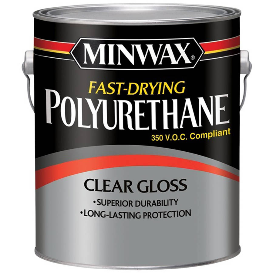 Minwax Fast-Drying Polyurethane, Gloss