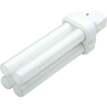 Compact Fluorescent Bulb Value Light 22W Quad 2700K 2-Pin Base