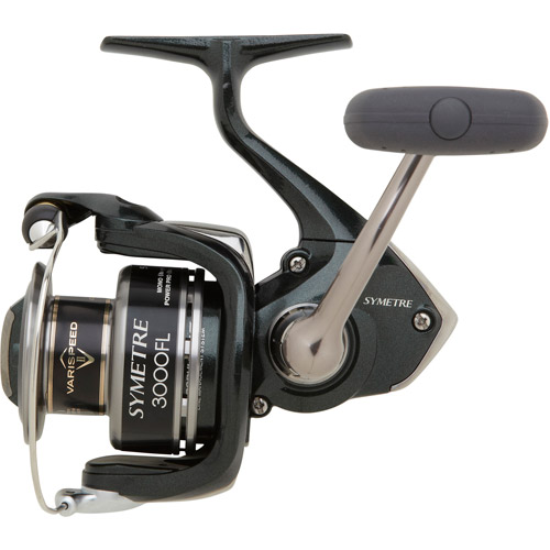Shimano Symetre Spin Redel FD 4+1 BB 6.2:1 170/8lb Boxed, SY3000FL