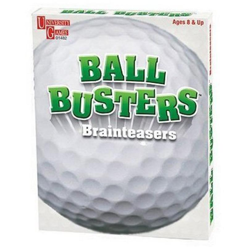 Ball Busters Card Game: Golf by
