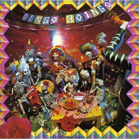 Dead Man's Party (CD)](Oingo Boingo Live Halloween)