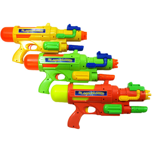 "Stream Machine 17"" Water Gun"