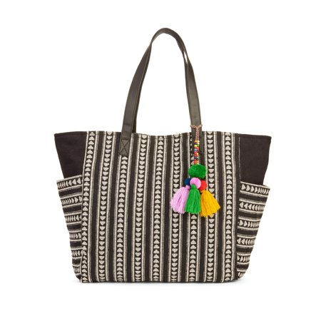 No Boundaries Caroline Woven Tote