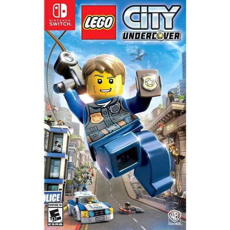 Click here for LEGO City Undercover (Nintendo Switch) prices