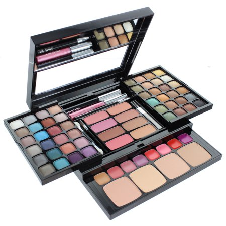 ETA Ultimate Combination Mineral Makeup Set 71 Colors 23.2 Oz BR - Chinese Girl Makeup For Halloween