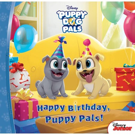 Happy Birthday, Puppy Pals!