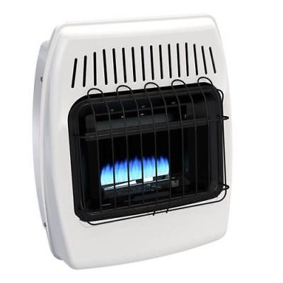 Dyna-Glo Dual-Fuel Blue Flame Vent-Free Wall Heater